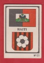 Haiti Badge 121